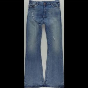 BLANK NYC High Waist Flare Jeans Women's 27
